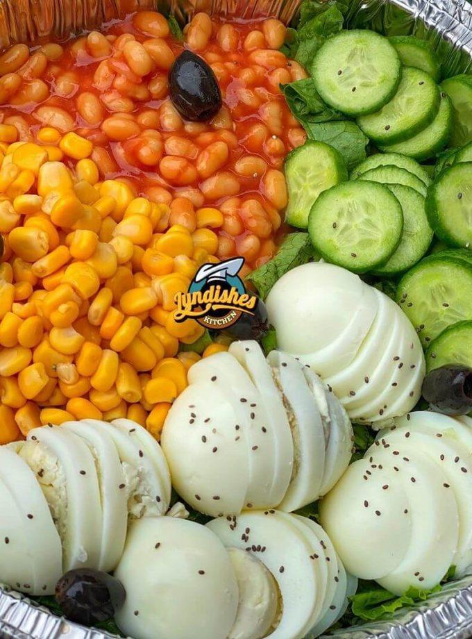 Salad-Tray